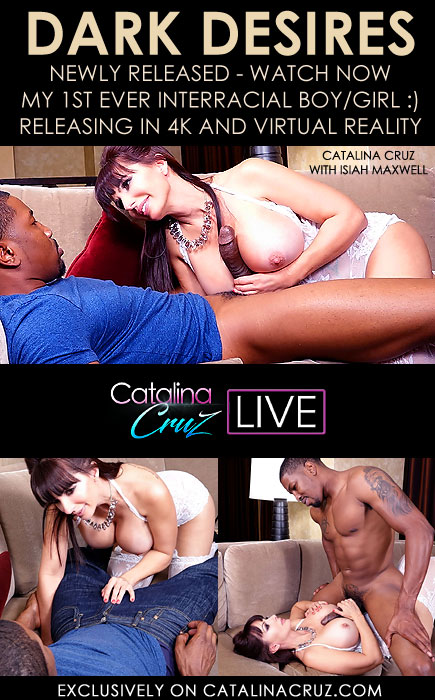 Catalina Cruz Interracial